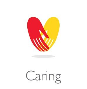 We care about people. We care about their experience, their feelings, and their environment, whether personal, local or the wider world.
